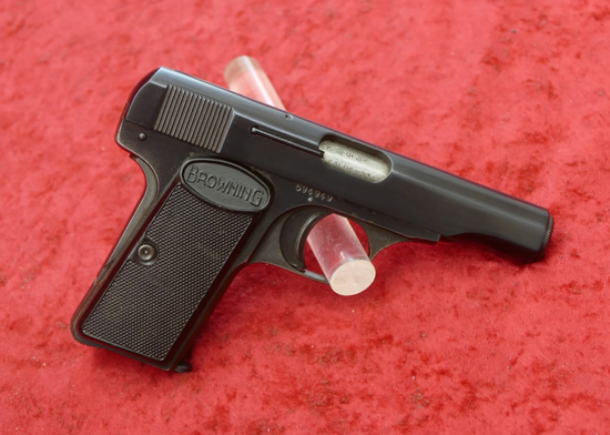 Belgium Browning Model 1922 Pistol