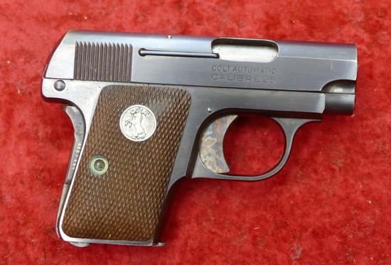 Colt 1908 25 ACP Pocket Pistol
