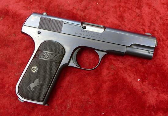 Colt 1908 380 cal. Pocket Pistol