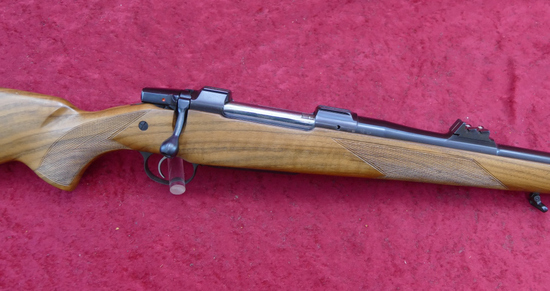 CZ 550 Magnum Rifle in 458 WIN Mag Cal