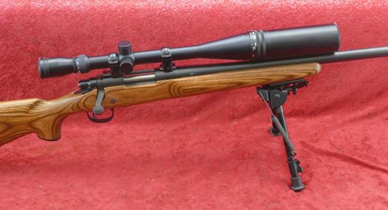 Remington Model 700 Varmit 22-250 Rifle