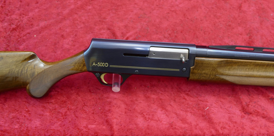 Browning A-500G 12 ga Automatic