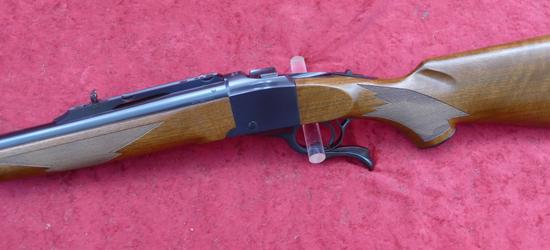 Ruger No. 1 in 375 H&H Magnum