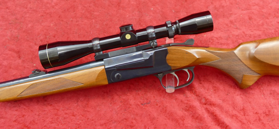 T/C TCR87 Hunter in 223 cal w/Leupold Scope