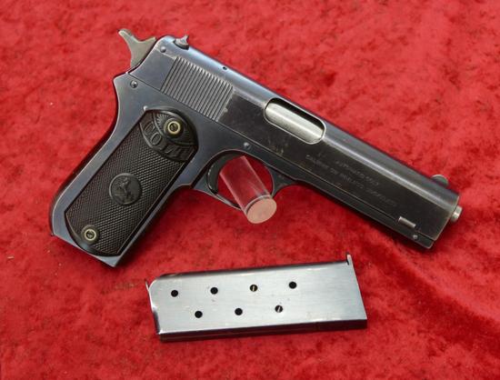 Colt 1903 Hammer Pocket Pistol