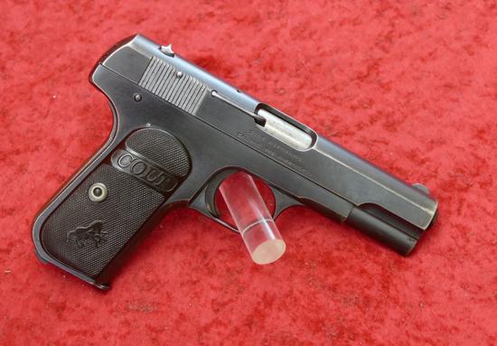 Colt Model 1908 380 cal. Pocket Pistol