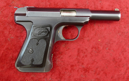 Fine Savage Model 1917 32 cal. Pocket pistol