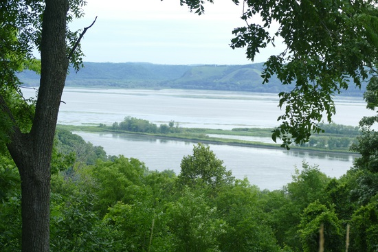 500 Acre Allamakee county Iowa Riverview Farm