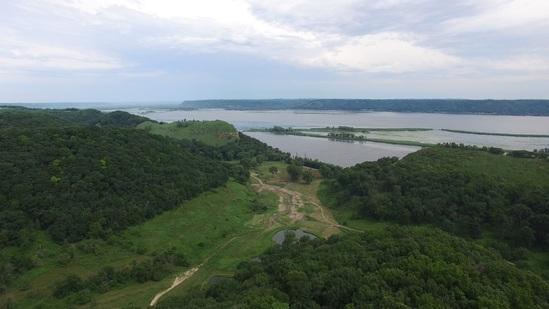 460 m/l Acre Riverview Farm Allamakee county