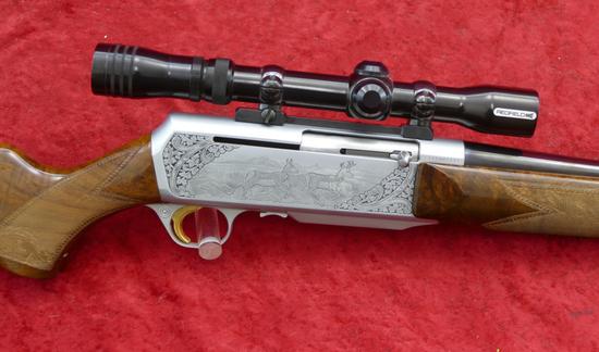 Belgium Browning 270 BAR Grade IV 270 cal Rifle