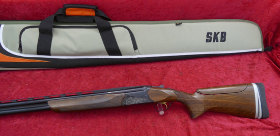 SKB Model 90TSS Trap Gun