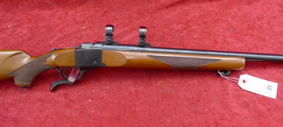 Ruger No 1 22-250 Single Shot Rifle