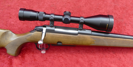 TIKKA Model 695 25-06 Rifle w/Nikon Scope