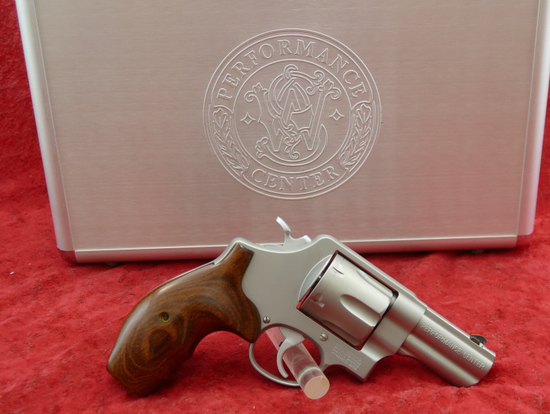 S&W Performance Center Model 629-6 44 Magnum