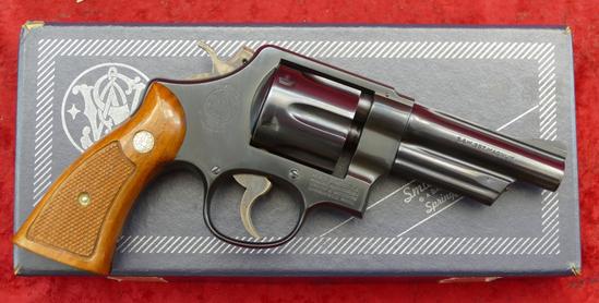Rare Smith & Wesson Model 520 357 Revolver