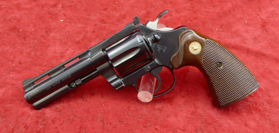 Colt Diamondback 22LR Revolver