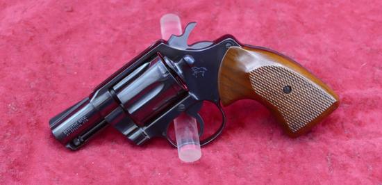 Colt Detective Spec. 38 cal Revolver