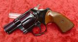 Colt Cobra 38 cal Revolver