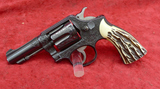 Engraved S&W Model 1905 DA Revolver