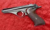 Whitney Wolverine 22 cal Pistol