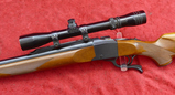 Ruger No 1 in 220 Swift