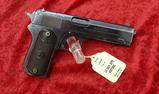 Colt 1903 Hammer Model 38 cal Pistol