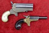 Pair of Ace Manufacturing 22 Derringers