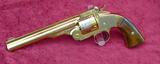 Buffalo Bill & Annie Oakley S&W Schofield Revolver