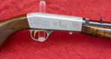 Belgium made Browning Grade II 22 cal Take Down