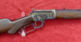 Marlin Model 39 w/Oct Bbl & Case Colored Receiver