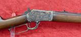 Case Colored Marlin Model 97 22 Rifle