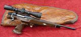 Remington XP100 223 cal. Handgun w/Scope