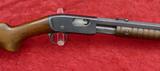 Remington Model 12C 22 cal. Rifle