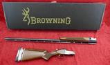 Browning BT99 12 ga Trap Gun