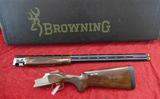 NIB Browning Citori 12 ga. CXS O/U Shotgun