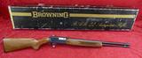 NIB Browning BAR 22 Auto Rifle