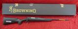 NIB Browning X Bolt 7mm-08 Rifle