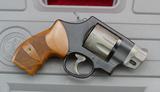 Smith & Wesson Model 327 8 Shot Revolver
