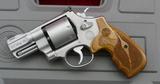 Smith & Wesson Performance Center 8X 357 Mag Rev.
