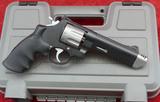 Performance Center S&W 357 Mag - V8 Revolver