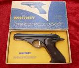 Whitney Wolverine 22 Pistol w/Original Box