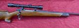 SAKO Forester 22-250 cal Rifle