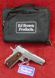 Custom Ed Brown Kobra Carry 1911 Pistol