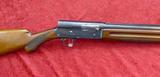Browning Sweet 16 Solid Rib Shotgun