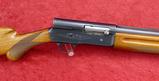 Belgium Browning A5 Mag 12 Shotgun