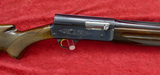 Belgium Browning Light Twenty A5 Shotgun