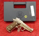 Beretta Model 84F 380 cal Pistol