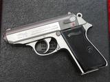 NIB Walther Model PPK/S 380 cal Pistol