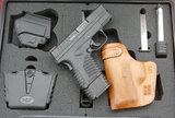 Springfield XDS 45 cal Conceal Carry Pistol