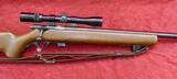 Mossberg Model 144LSB 22 Target Rifle